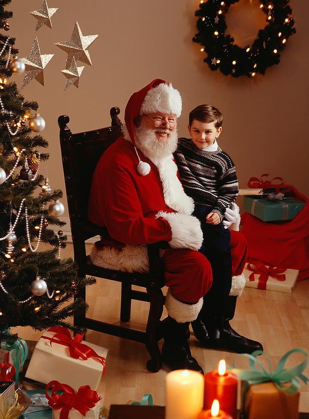 Santa Lucia, Babbo Natale, la Befana, esistono davvero?