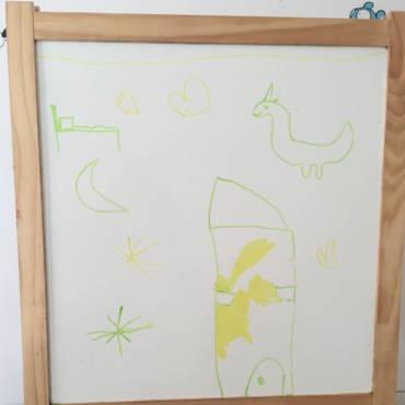 Il disegno nella prima infanzia