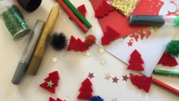 Laboratori di Natale in inglese