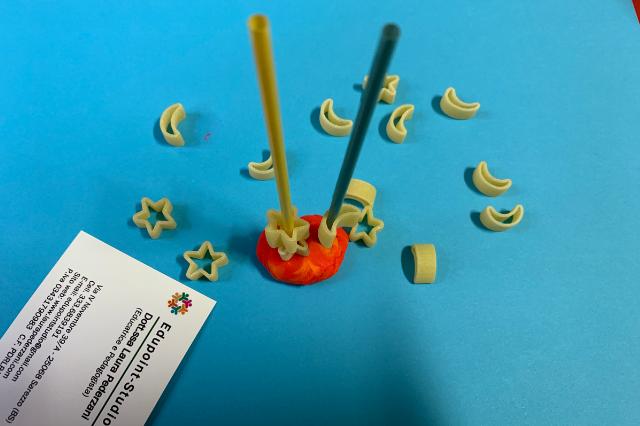 Attività creativo-espressive per piccolissimi