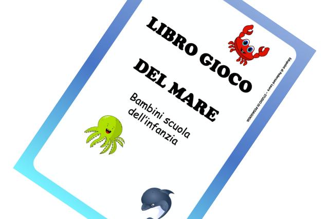 Libro-gioco del mare