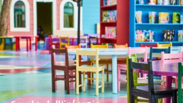 Dal nido alla scuola dell'infanzia