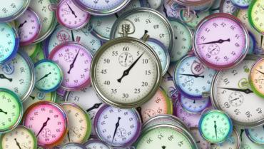 """Bambini e concetto di """"tempo"""""""